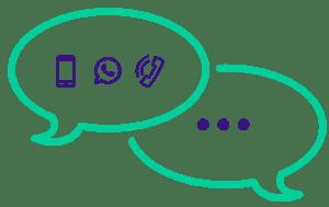 Icon de conversación