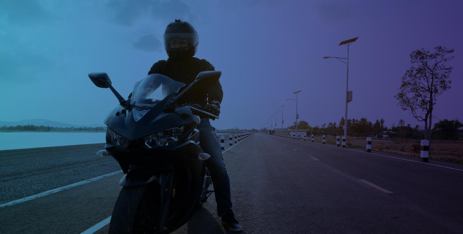 Casco para moto: llévalo siempre para evitar multas y accidentes